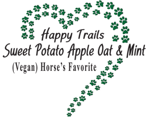 TACC Happy Trails green-sweet potato apple oat mint